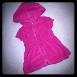 Circo Pink Swimsuit Coverup Size 6-9 Months